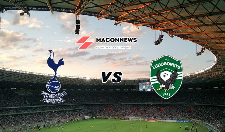 Soi kèo tỷ số bóng đá trận Tottenham vs Ludogorets, 03h00 – 27/11