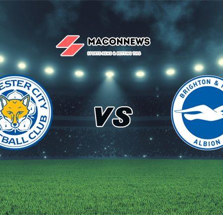 Nhận định bóng đá trận Leicester City vs Brighton, 02h15 – 14/12
