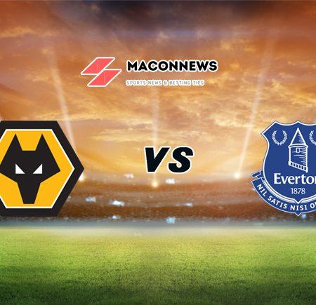 Soi kèo trận đấu bóng đá Wolves vs Everton, 03h15 – 13/01