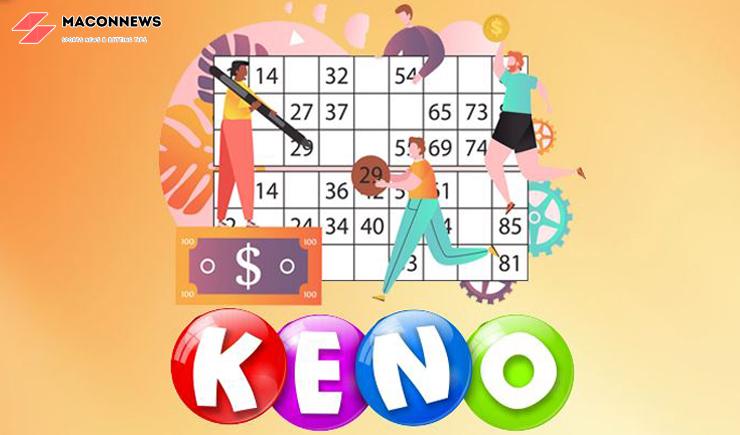 Hướng dẫn cách chơi Keno