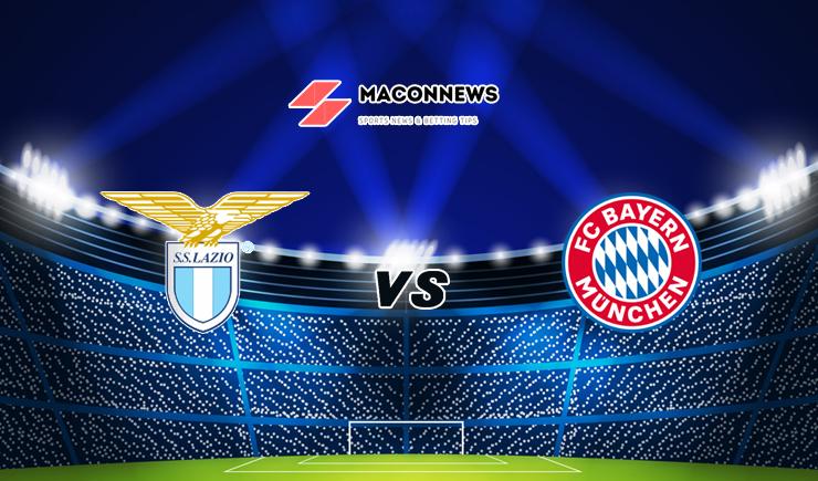 Soi kèo bóng đá 12BET trận Lazio vs Bayern Munich, 03h00 – 24/02