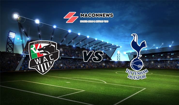 Soi kèo tỷ số V9BET trận Wolfsberger AC vs Tottenham, 00h55 – 19/02