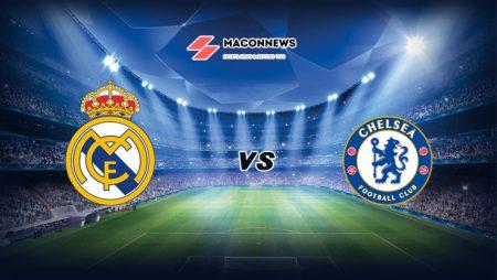 Nhận định tỷ số BONG88 trận Real Madrid vs Chelsea, 02h00 – 28/04