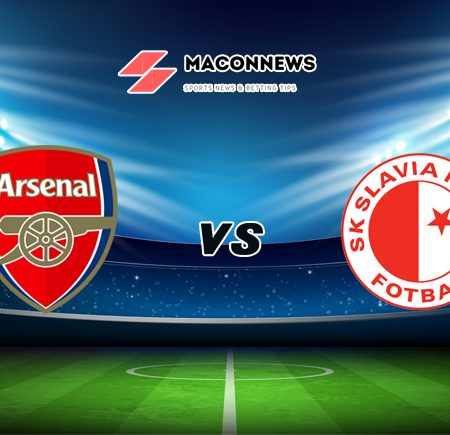 Soi kèo bóng đá FUN88 trận Arsenal vs Slavia Praha, 02h00 – 09/04