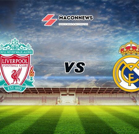 Soi kèo bóng đá V9BET trận Liverpool vs Real Madrid, 02h00 – 15/04