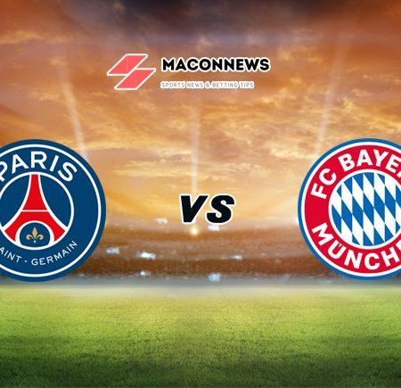 Soi kèo nhà cái M88 trận PSG vs Bayern Munich, 02h00 – 14/04