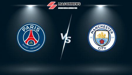 Soi kèo tỷ số RB88 trận PSG vs Manchester City, 02h00 – 29/04