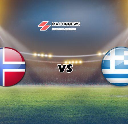 Soi kèo nhà cái VN88 trận đấu Na Uy vs Hy Lạp, 00h00 – 07/06