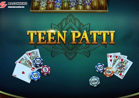 Cách chơi bài Teen Patti
