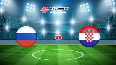 Soi kèo nhà cái VN88 trận đấu Nga vs Croatia, 01h45 – 02/09