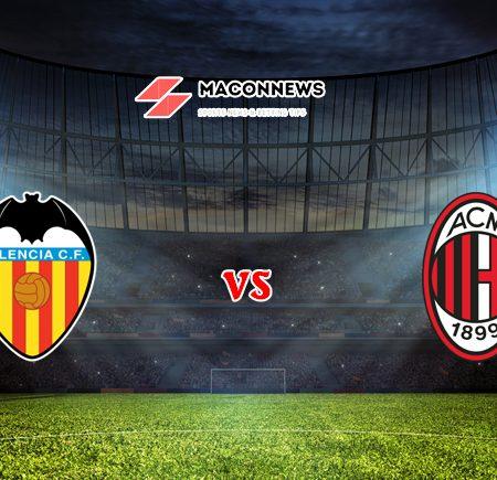 Soi kèo nhà cái V9BET trận Valencia CF vs AC Milan, 01h30 – 05/08