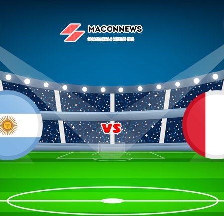 Soi kèo tỷ số FB88 trận Argentina vs Peru, 06h30 – 15/10
