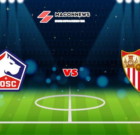 Soi kèo nhà cái VN88 trận đấu Lille vs Sevilla, 02h00 – 21/10